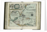 A chart of the West Indies from Cape Cod to River Oronoque from Atlas maritimus by John Seller by John Seller
