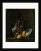 Still life with silver ewer, 1655-60 by Willem Kalf