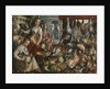 The Well-stocked Kitchen, 1566 by Joachim Beuckelaer or Bueckelaer