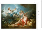 Diana and Endymion by Jean-Honore Fragonard