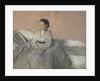 Madame René de Gas by Edgar Degas