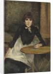 A la Bastille (Jeanne Wenz) by Henri de Toulouse-Lautrec
