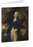 Francis Basset, Lord de Dunstanville by Thomas Gainsborough