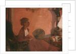 Madame Camus by Edgar Degas
