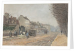 Boulevard Héloïse, Argenteuil by Alfred Sisley