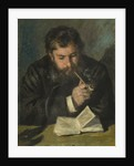 Claude Monet by Pierre Auguste Renoir