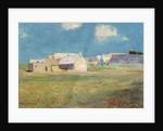 Breton Village by Odilon Redon