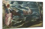 Christ at the Sea of Galilee by Jacopo Robusti Tintoretto