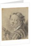 A Boy with a Lute by Giambattista Piazzetta