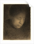 Madame Seurat, the Artist's Mother by Georges Pierre Seurat