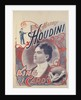 Harry Houdini, King of Cards by American School