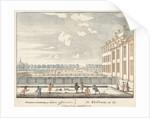 Game of Klosbaan at the Het Loo Palace by Jan I van Call