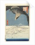 Susaki and the JÅ«mantsubo Plain near Fukagawa from the Series One Hundred Famous Views of Edo by Ando or Utagawa Hiroshige