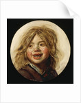 Laughing Child by Frans Hals