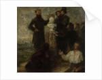 Homage to Delacroix by Ignace Henri Jean Fantin-Latour