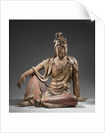 Buddhist deity Guanyin, Shanxin, China by Anonymous