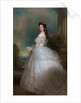Elizabeth, Empress of Austria by Franz Xaver Winterhalter