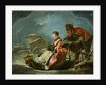 The Four Seasons: Winter, 1755 by Francois Boucher
