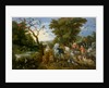 The Entry of the Animals into Noah's Ark by Jan the Elder Brueghel