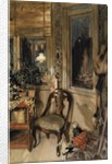 Toys in the Corner by Carl Larsson