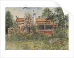 The Cottage by Carl Larsson