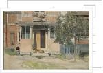 The Verandah by Carl Larsson