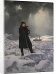 The Explorer A. E. Nordenskiold by Georg Rosen