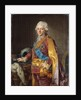 King Gustav III of Sweden, 1780s by Lorens the Younger Pasch