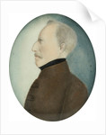 """Miniature of """"Colonel Gustafsson"""" former Gustav IV Adolf King of Sweden by Anonymous"""
