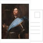 Field marshal Count Hans Christoffer von Königsmarck by Mattaus the Younger Merian