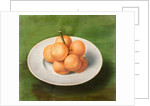 Still life with oranges by Anonymous
