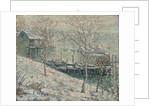 Harlem River Winter Scene, c.1910 by Ernest Lawson