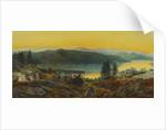 Windermere, 1863 by John Atkinson Grimshaw