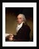 Portrait of Richard Barrington by Gilbert Stuart