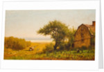 A Home by the Seaside, c.1872 by Thomas Worthington Whittredge