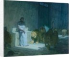 Daniel in the Lions' Den, 1907-18 by Henry Ossawa Tanner