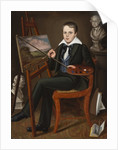 The Young Artist, c.1838-39 by Randall Palmer