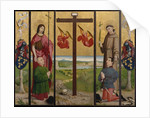 The Pérussis Altarpiece, 1480 by Nicolas Froment