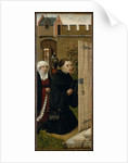 Annunciation Triptych, c.1427-32 by Master of Flemalle