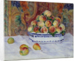 Still Life with Peaches, 1881 by Pierre Auguste Renoir