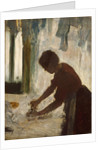 A Woman Ironing, 1873 by Edgar Degas