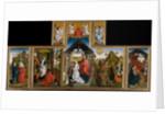 The Nativity, mid 15th century by Rogier van der Weyden