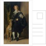 James Stuart, Duke of Richmond and Lennox, c.1633-35 by Anthony van Dyck