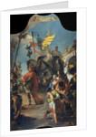The Triumph of Marius, 1729 by Giovanni Battista Tiepolo