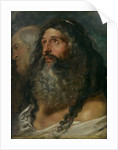 Study of Two Heads, c.1609 by Peter Paul Rubens