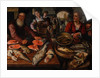 Fish Market, 1568 by Joachim Beuckelaer or Bueckelaer