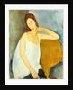 Jeanne Hébuterne, 1919 by Amedeo Modigliani