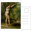 The Young Bather, 1866 by Gustave Courbet