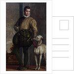Boy with a Greyhound, c.1570s by Veronese