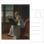 Marie Josephine Charlotte de Val d'Ognes, 1801 by Marie Denise Villers
